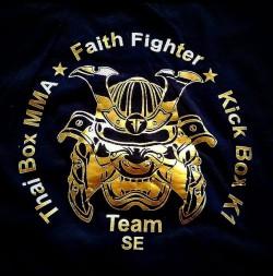 Thai Box Sportegyesület Faith Fighter Team.S.A.